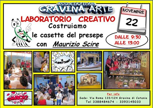 LABORATORIO PRESEPE